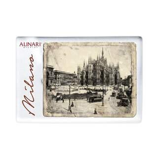Plexiglass Milano Duomo Alinari magnet