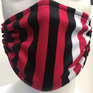 AC Milan Mask with flag