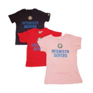 T-Shirt Child Interista Inside