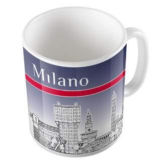 Skyline Night Mug Mug