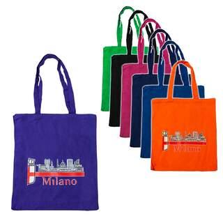 Multicolor Skyline Shopper