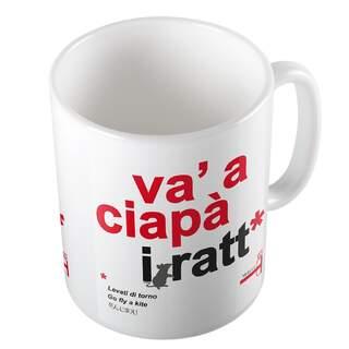 Mug Mug Go ciapa i ratt