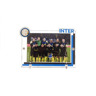 Inter Plexiglass photo frame