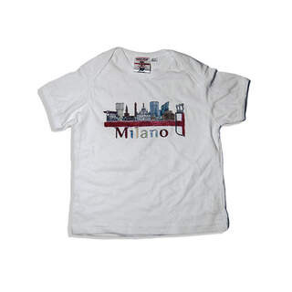 Skyline Pencil Boy T-shirt