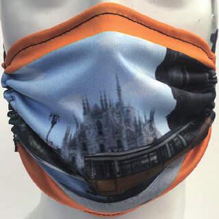 Duomo & Tram Mask