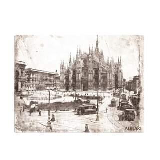 MousePad Milano Duomo Alinari