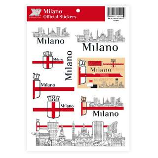 Milan official stickers