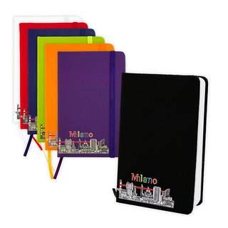 Notes Multicolor Skyline
